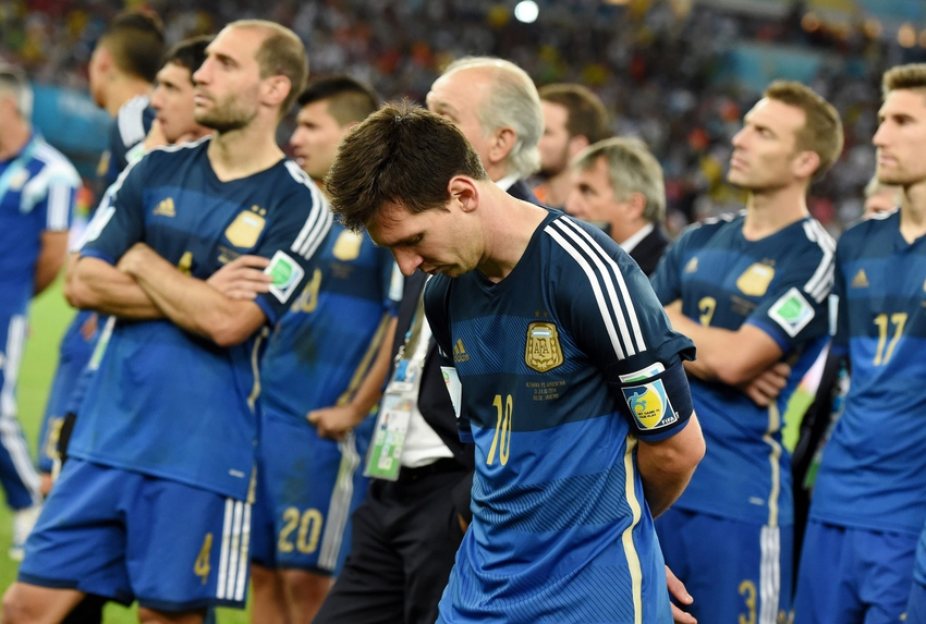 World Cup Diego Maradona Says Lionel Messi Did Not Deserve Golden Ball