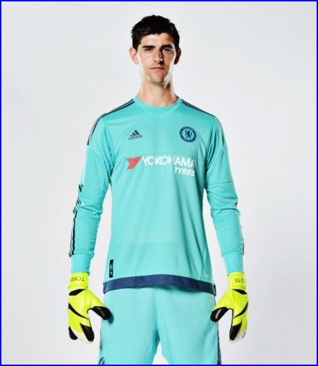 Chelsea Fc S New Kit Launched