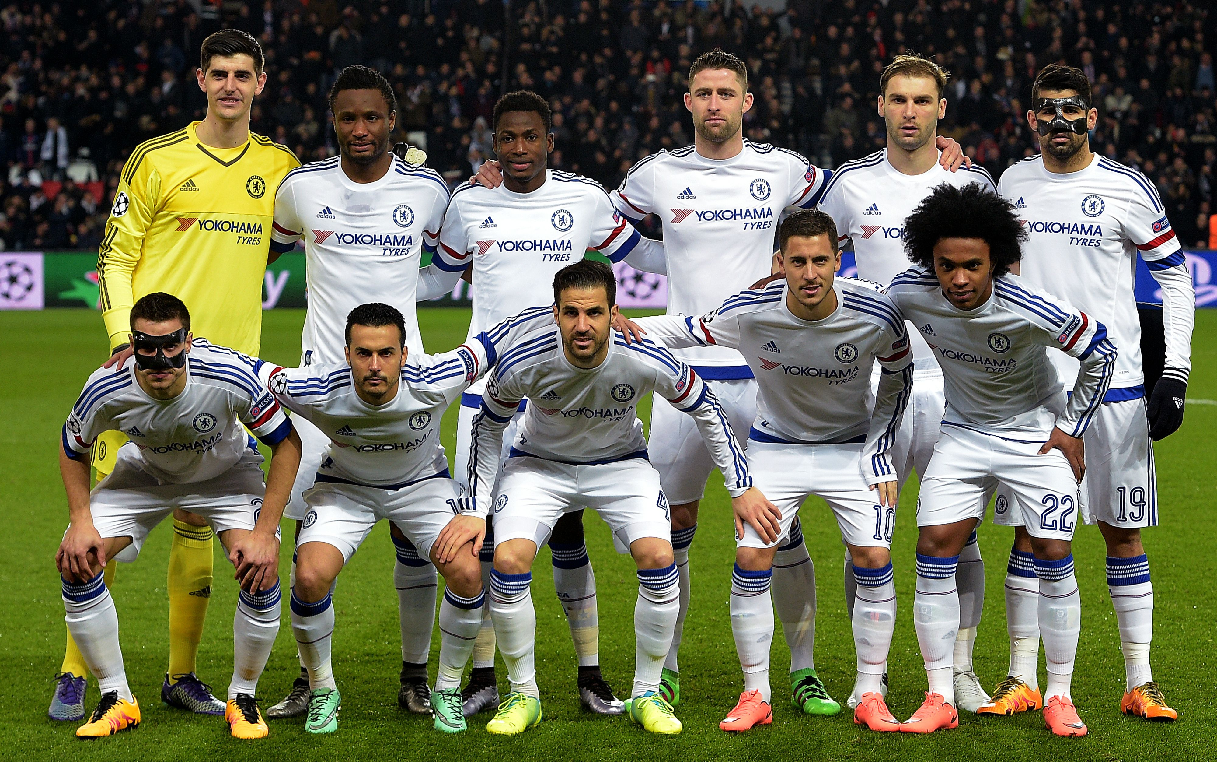 Chelsea Fc Player Ratings After Psg Clash Page 2