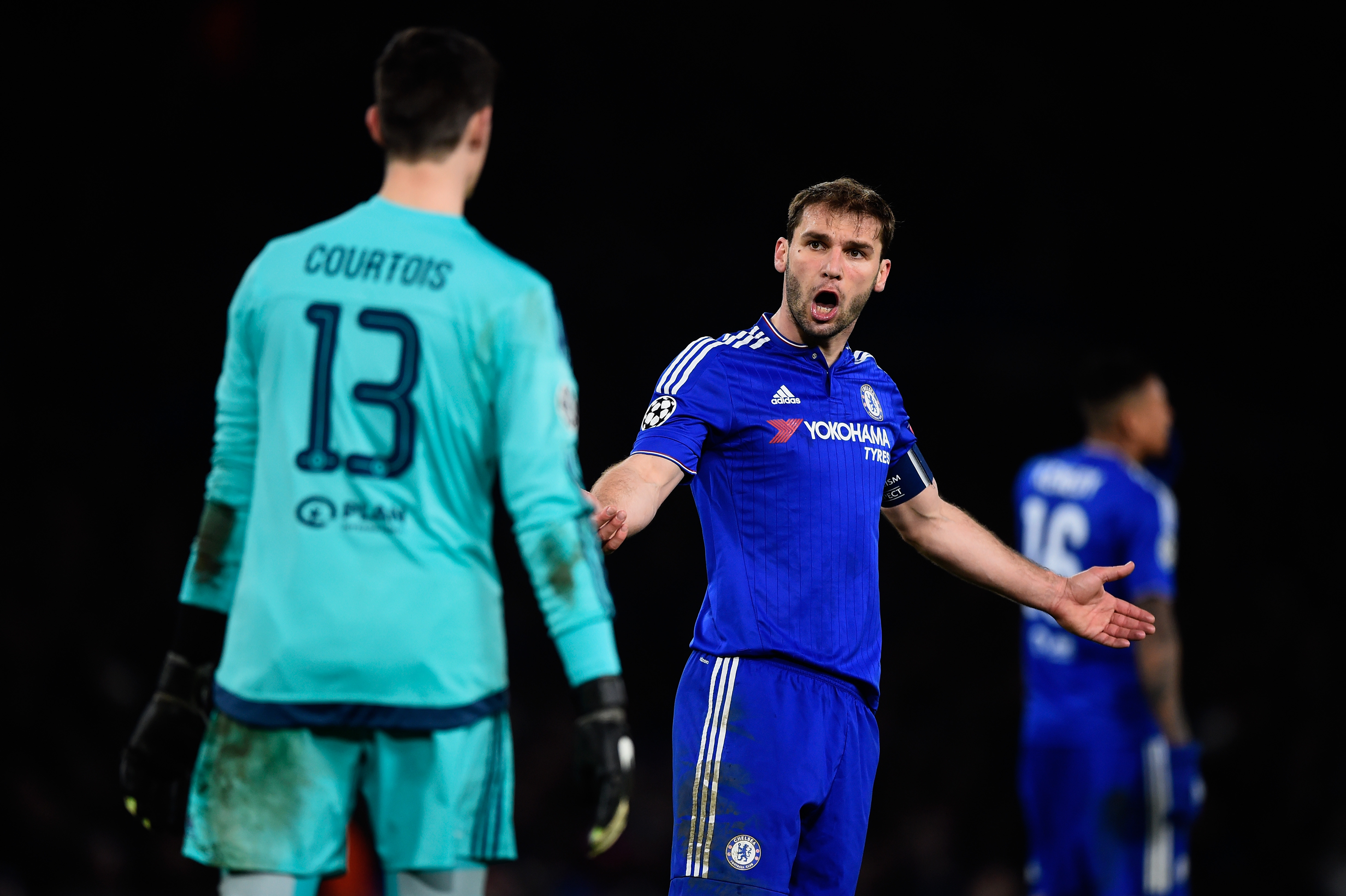 Chelsea FC player evaluations 2015 16 Branislav Ivanovic