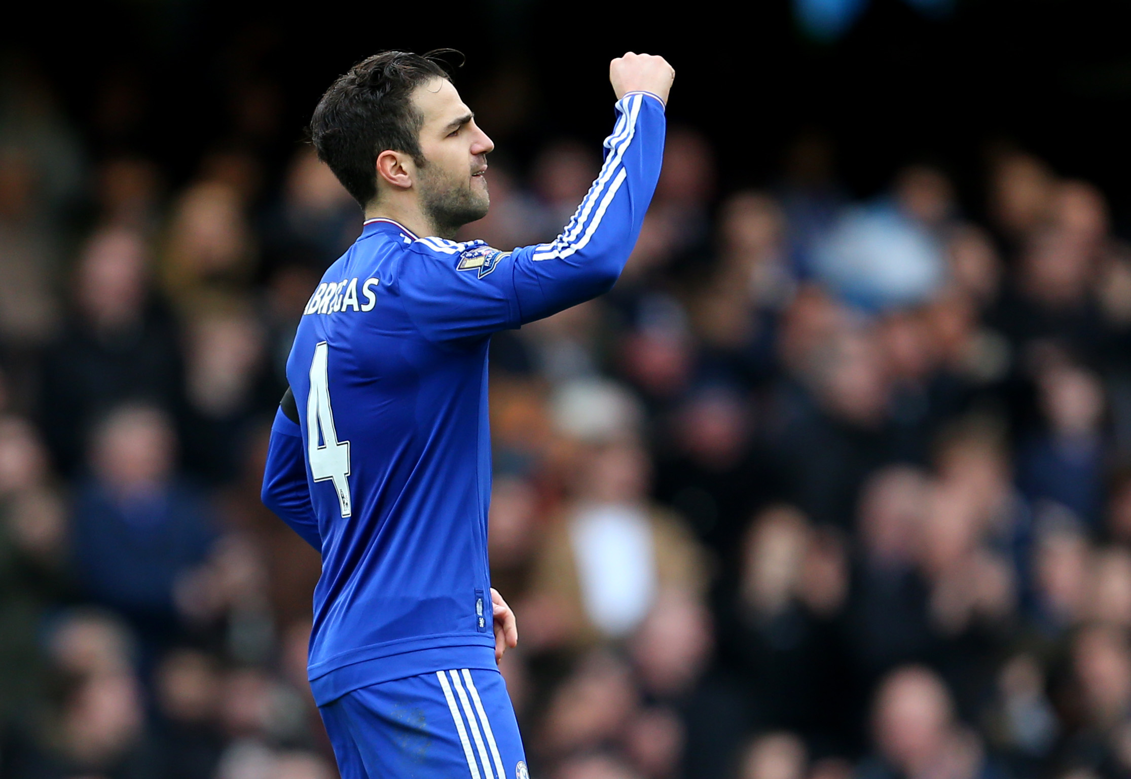 Learning to love Chelsea FC s Cesc Fabregas after Arsenal and