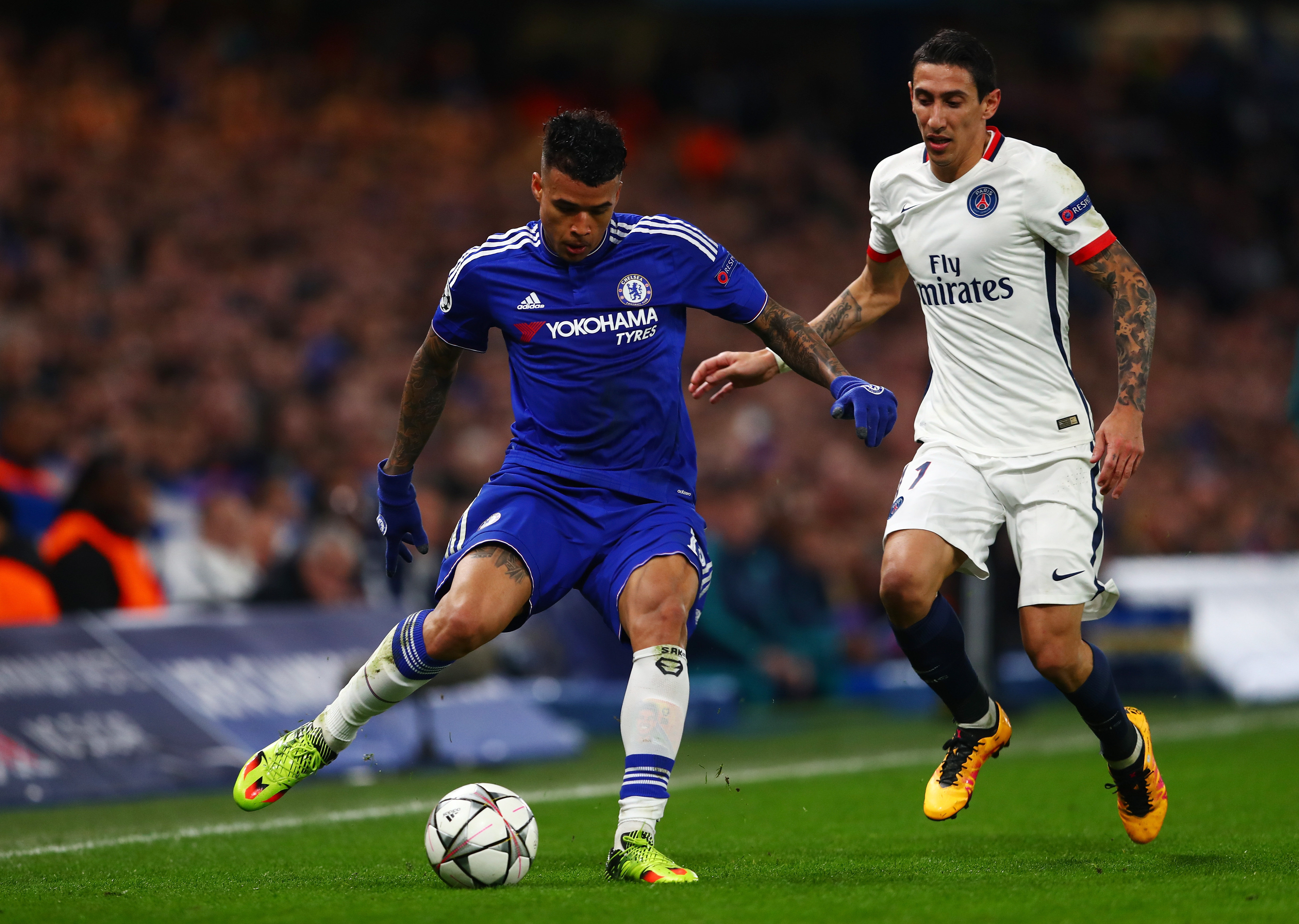 Chelsea youngsters must step up after Branislav Ivanovic injury