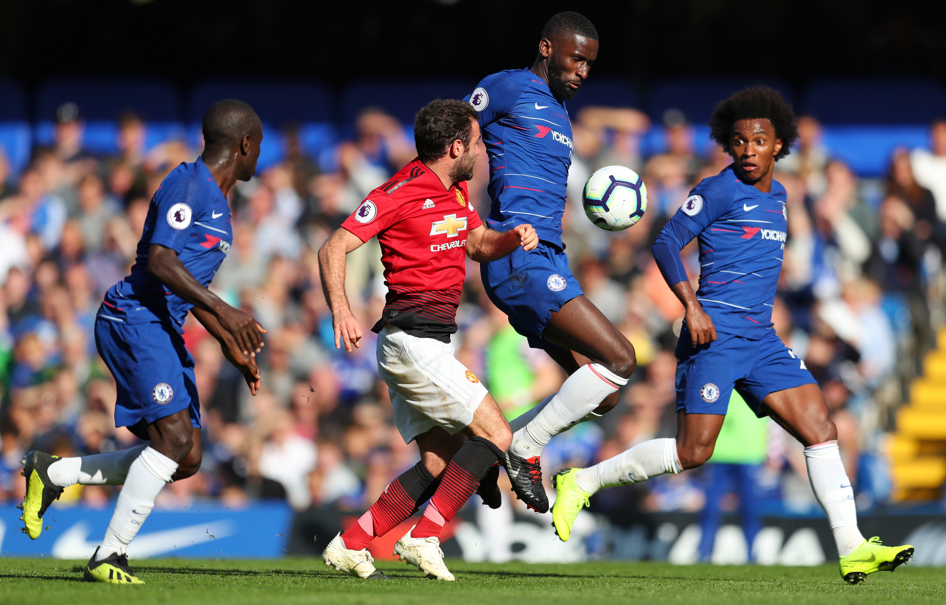 Chelsea Needed The Near Loss To Man U To Force Some Rethinking