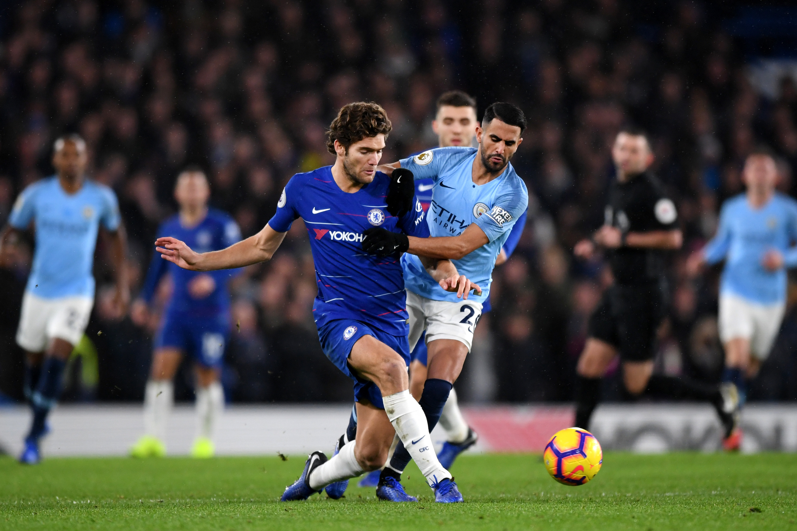 Four Lessons Chelsea Can Learn From Everton Vs Manchester City