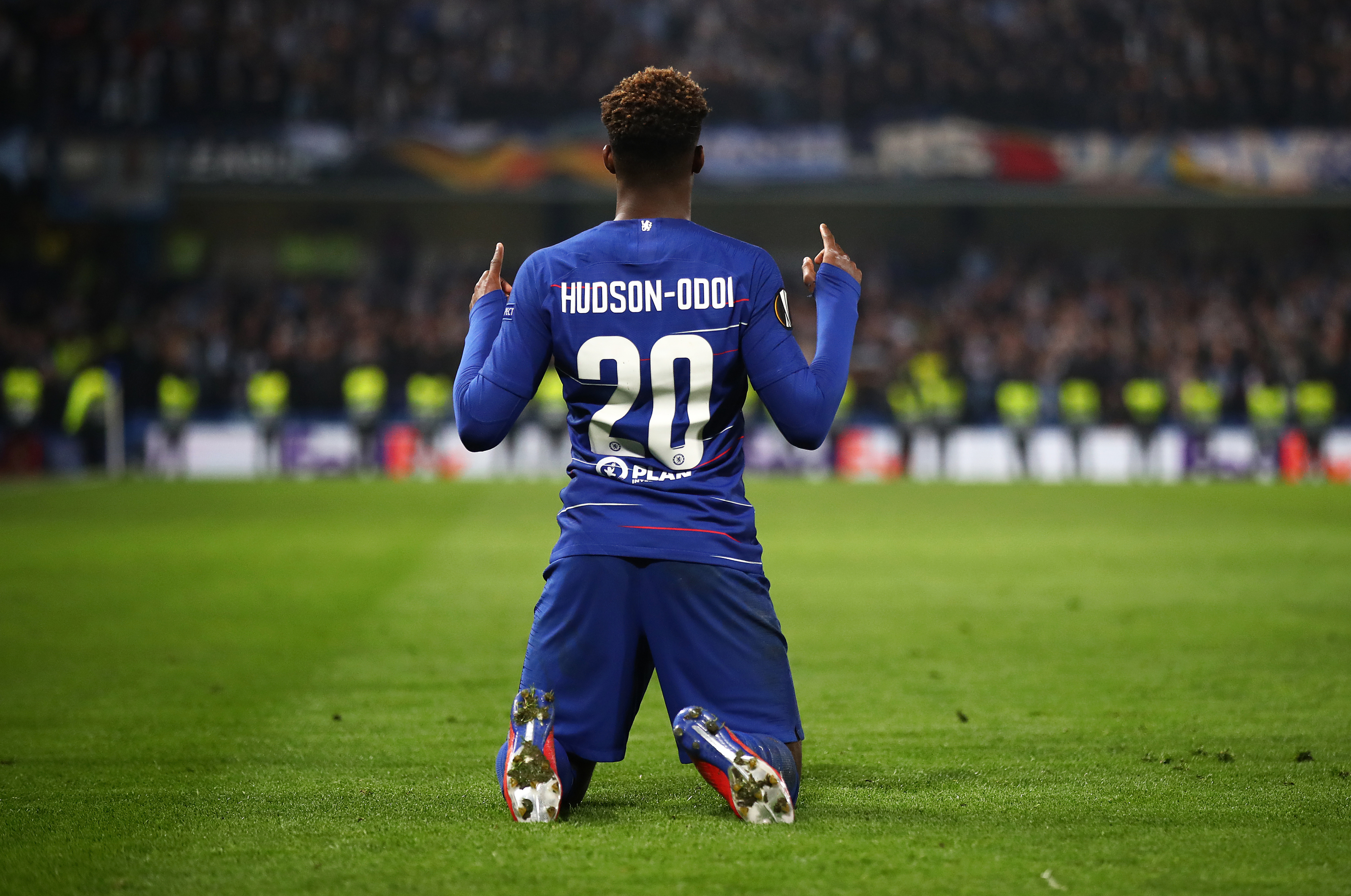 Chelsea and Hudson-Odoi nowhere close to justifying £200,000 per week
