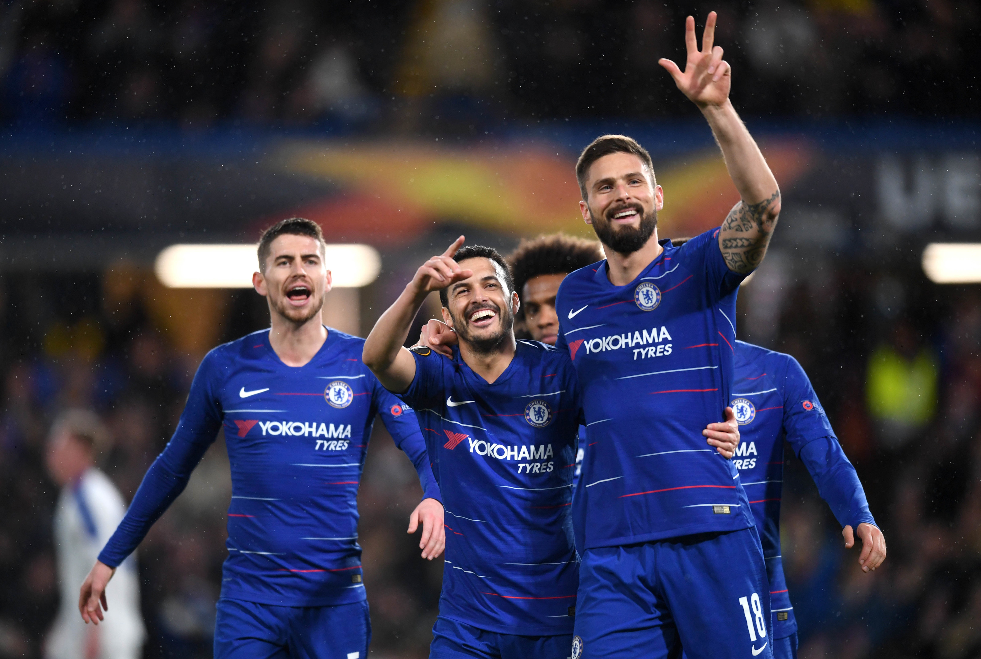 Chelsea: Frank Lampard no longer has an excuse to avoid Olivier Giroud