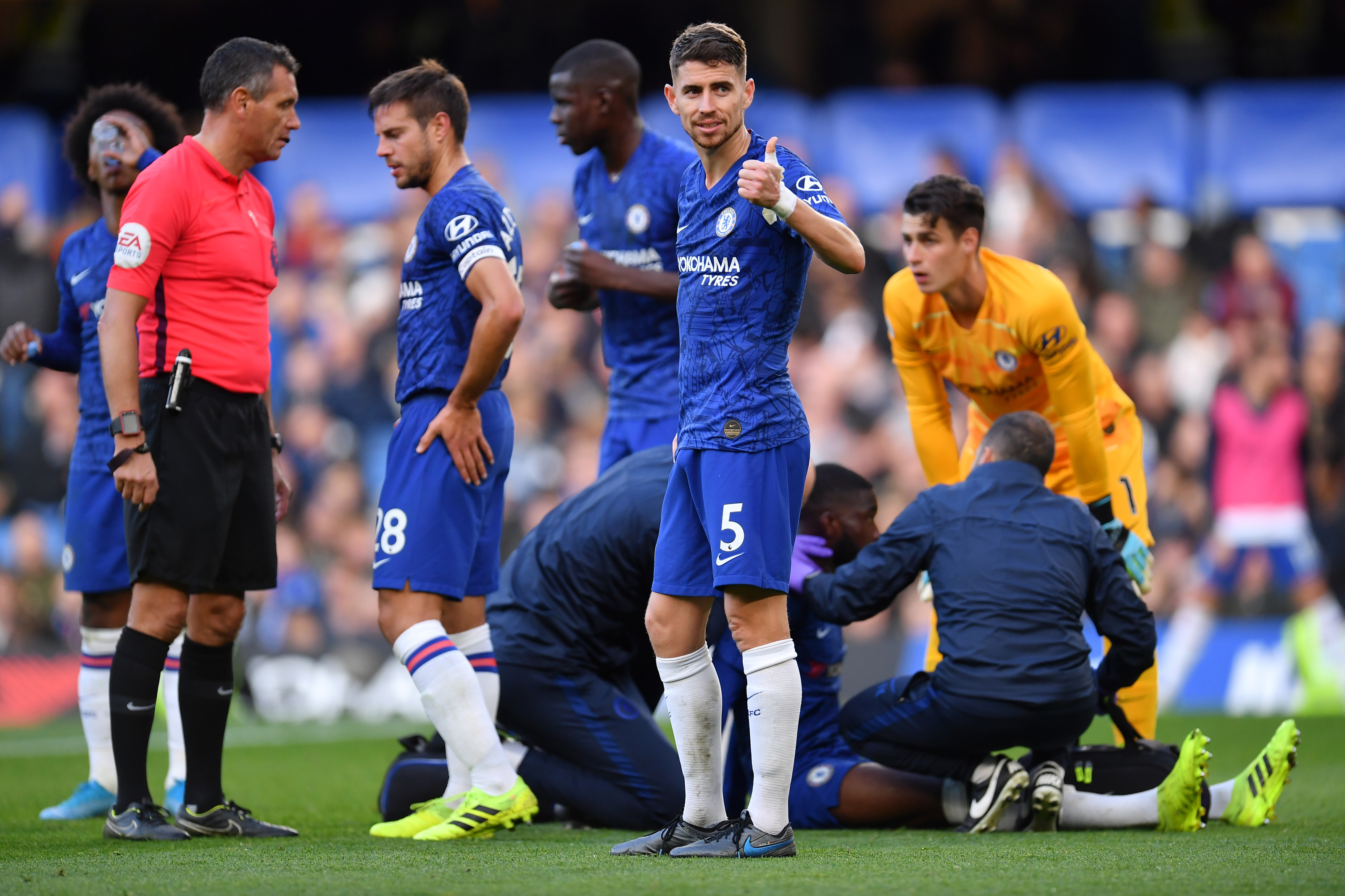 Four Chelsea Players Who Will Love Training Under Social Distancing Rules