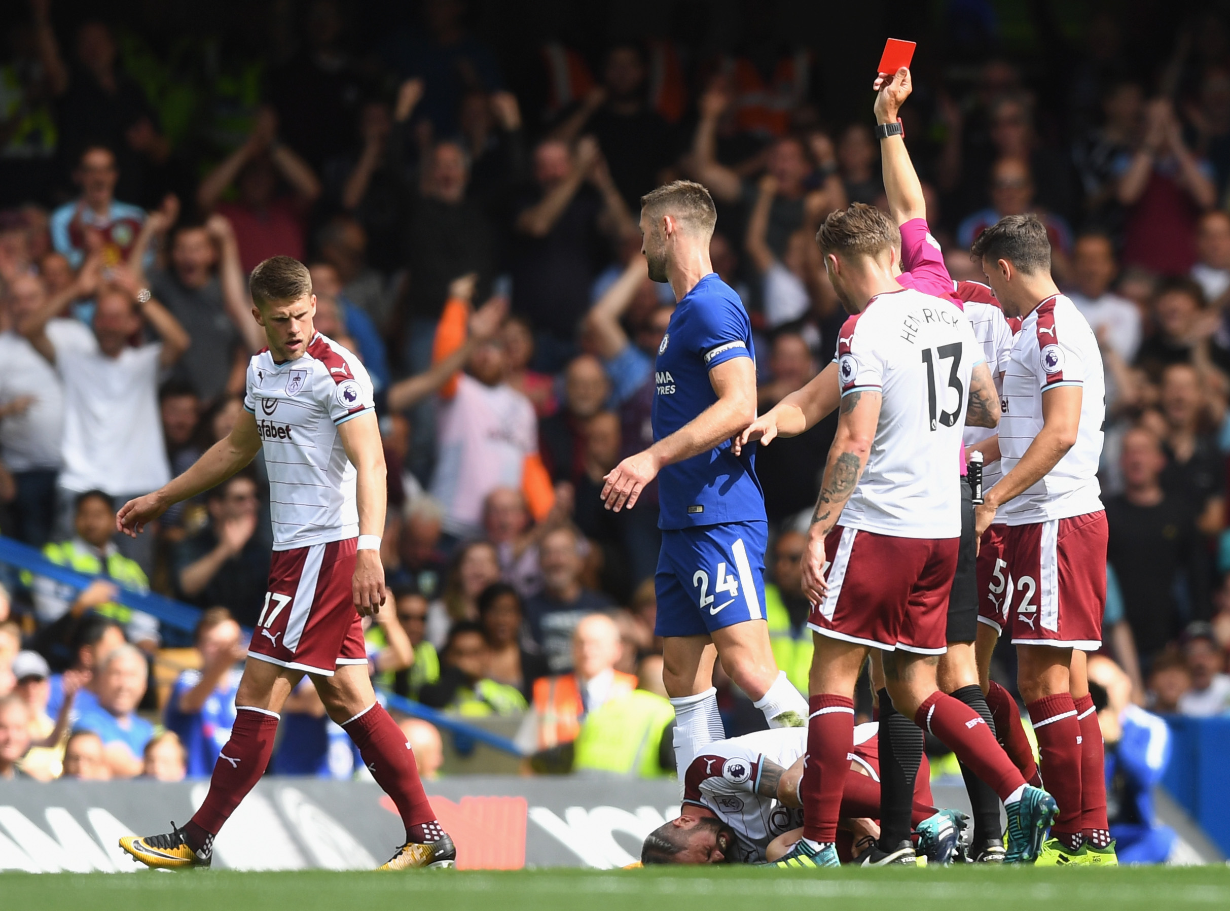 Chelsea plot huge bid to trump Man Utd for Danny Rose