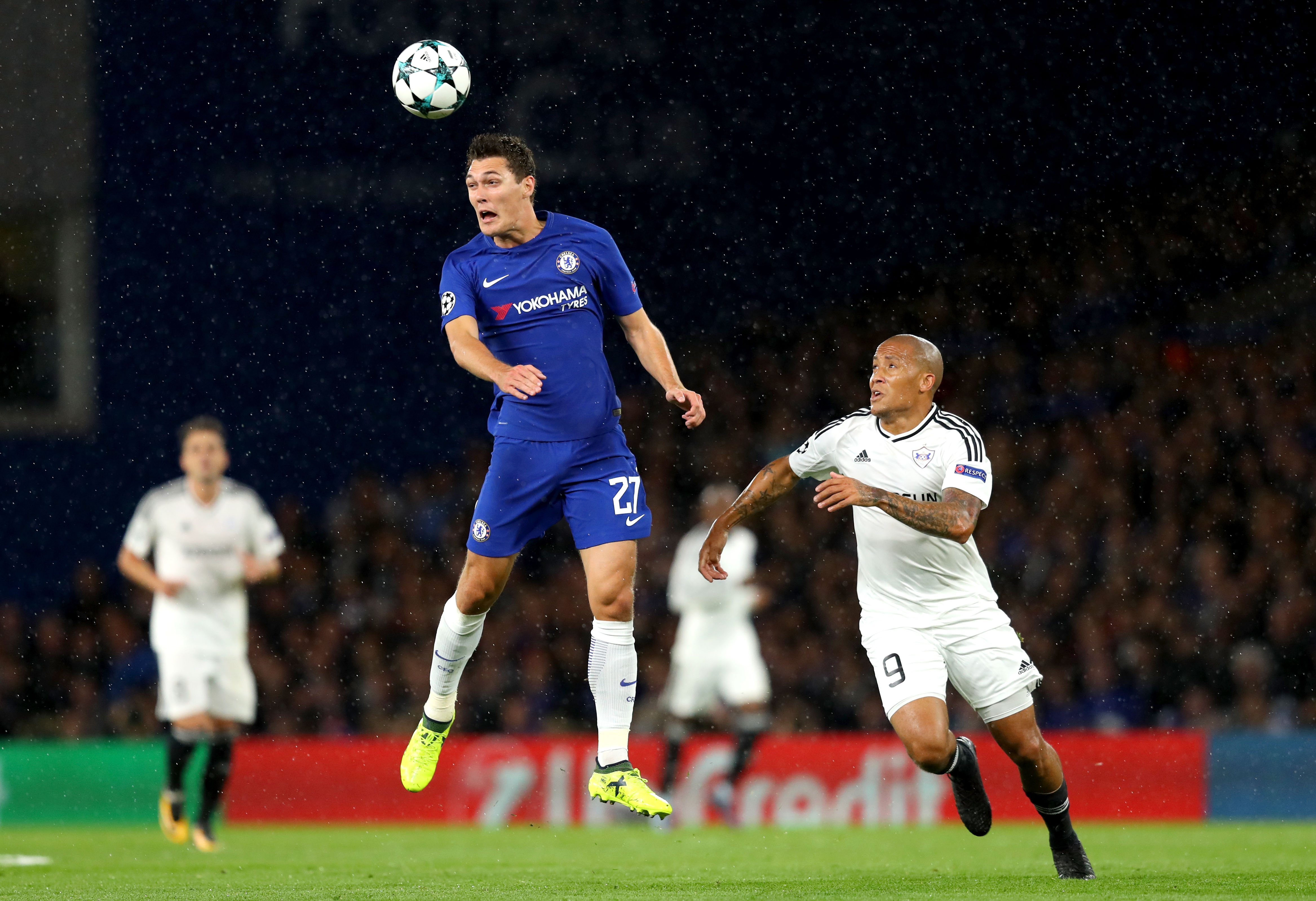 Chelsea will do well to hold on to Andreas Christensen amid Barcelona  interest