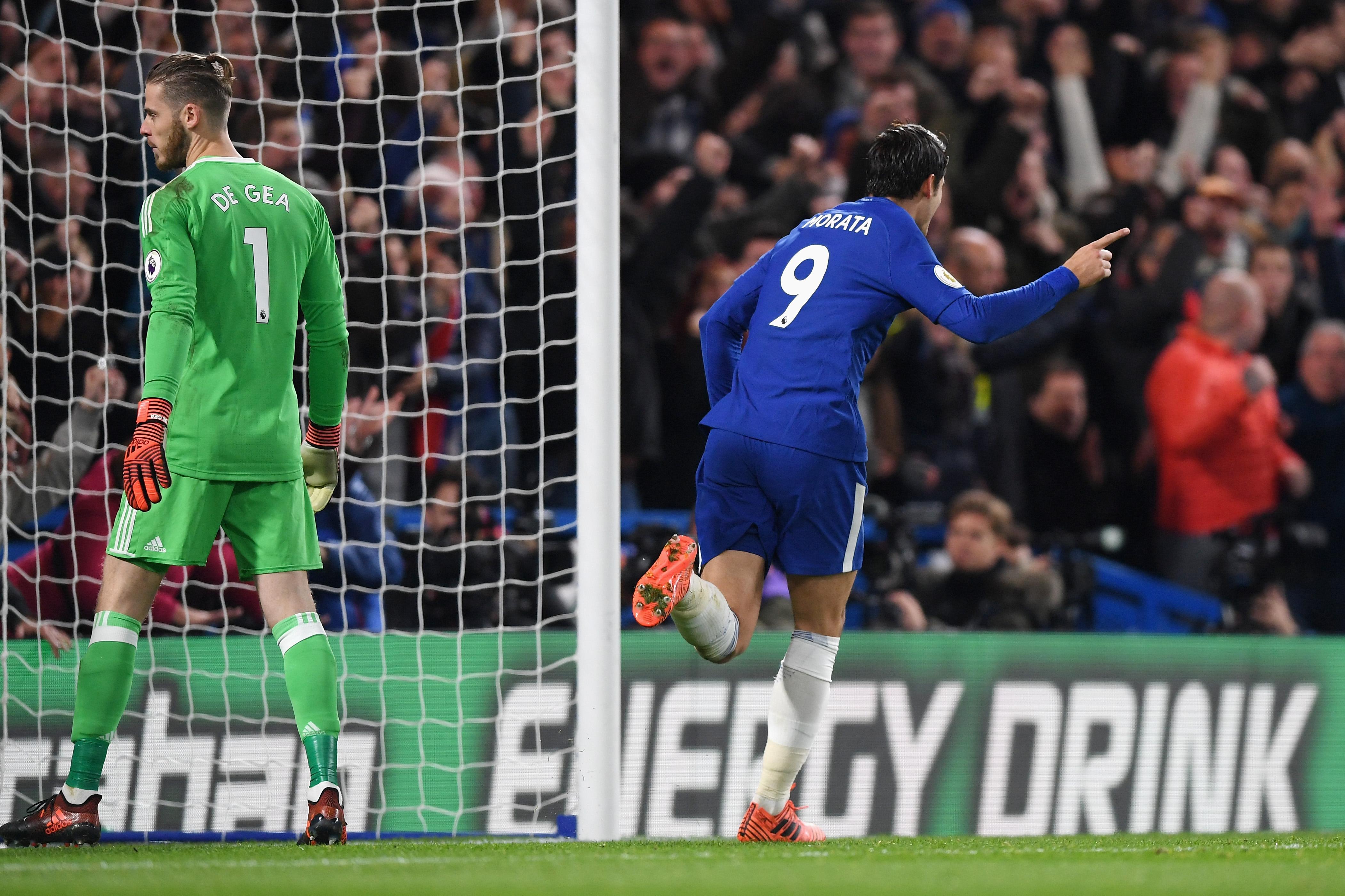 Chelsea Vs Manchester United Vs Fc Barcelona: Chelsea Player Ratings As Manchester United Lose Their Bus