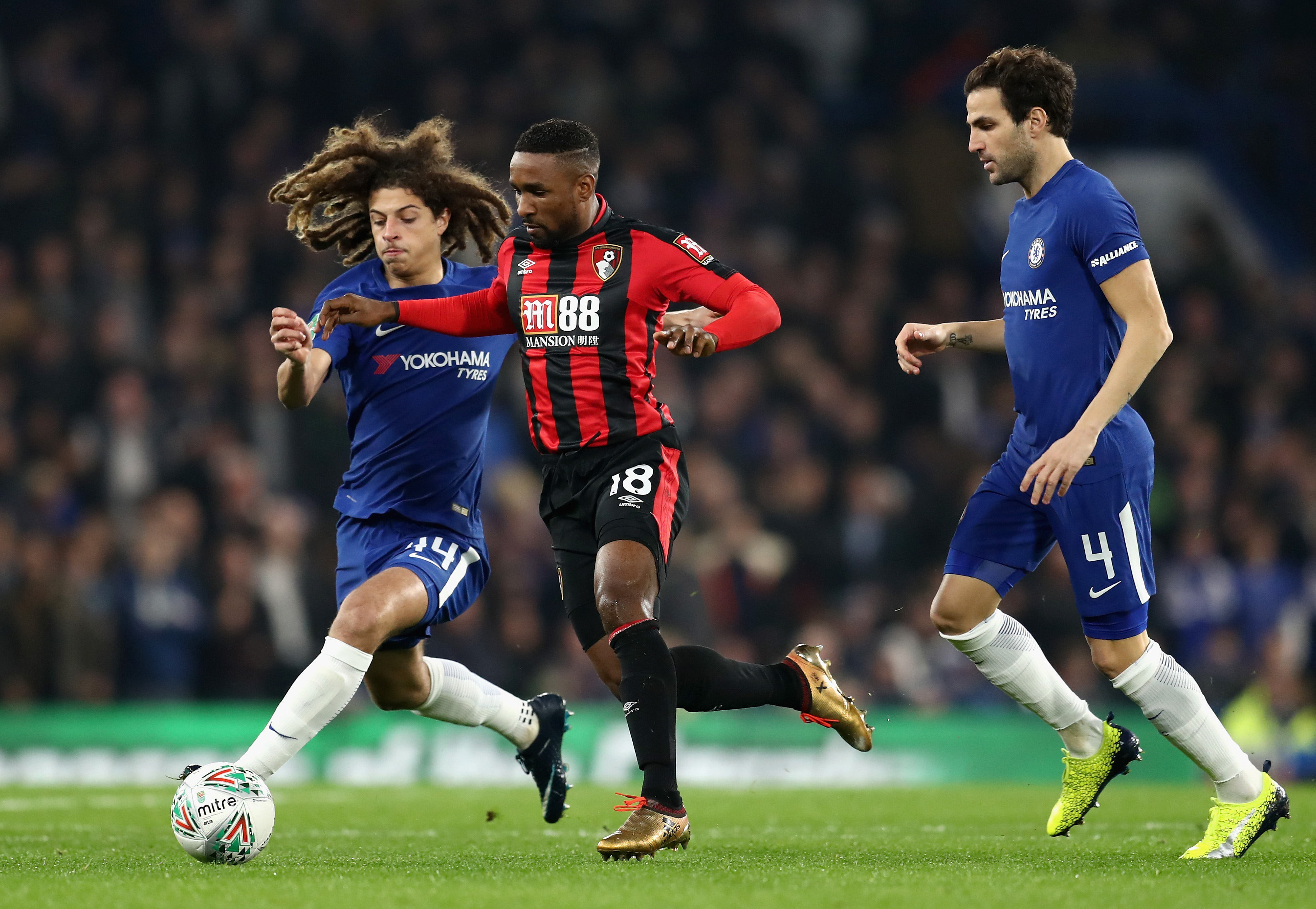 Carabao Cup: Chelsea join Arsenal, Manchester City in semi-final